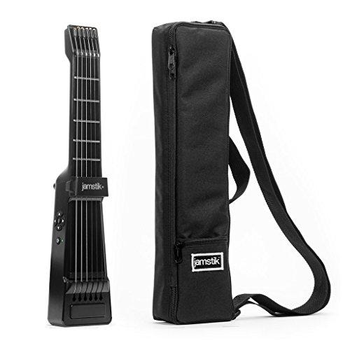 Zivix, 6-String Jamstik Smart Guitar, Right Handed (J-BLE-BK-R-CS)