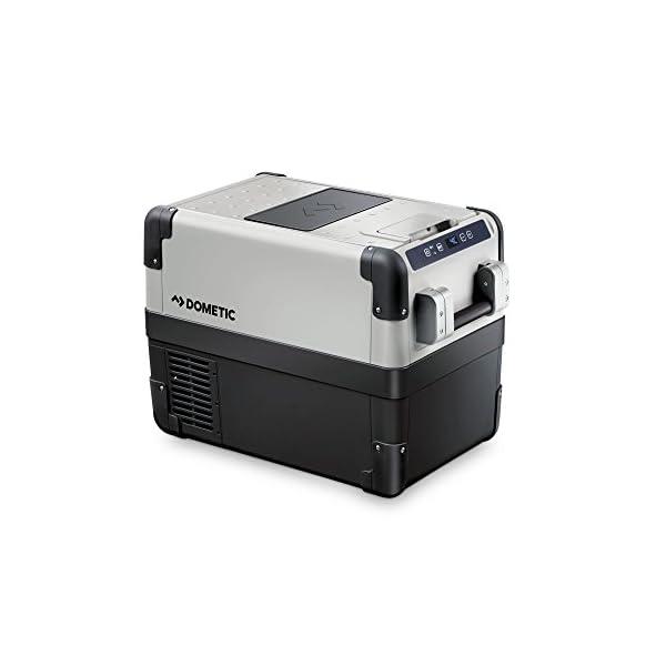 DOMETIC CoolFreeze CFX 28,tragbare elektrische Kompressor-Kühlbox, 26 Liter, mit USB-Anschluss, 12/24 V und 230 V für…