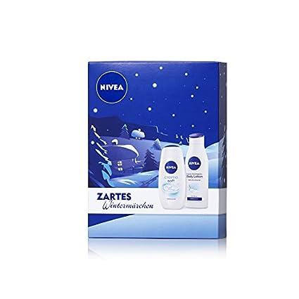 Nivea - El estuche crema corporal y crema suave, 1er pack (1 ...