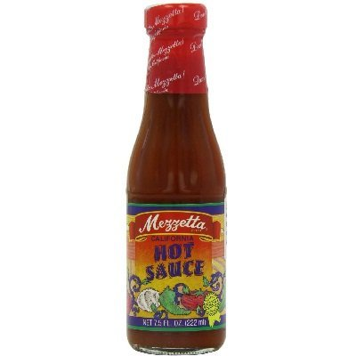 Mezzetta Hot California Sauce, 7.5 Oz (Pack of 3) California Hot Sauce