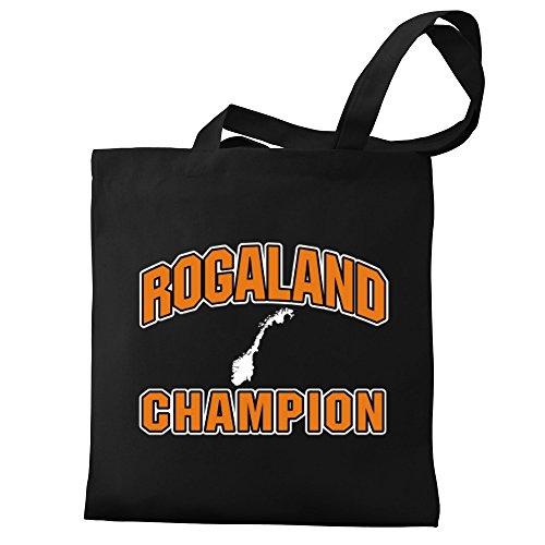 Bag Eddany Canvas champion Eddany Tote Rogaland Rogaland 8xOY07wWq