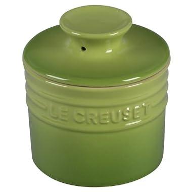 Le Creuset Stoneware Butter Crock, 6-Ounce, Palm