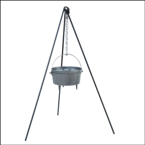 Stansport Cast Iron Camp Fire Tripod by Stansport