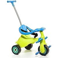 Molto - Triciclo infantil Molto Urban Trike II City 5 en 1