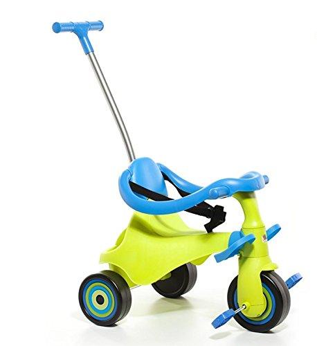 Molto – Triciclo infantil Molto Urban Trike II City 5 en 1