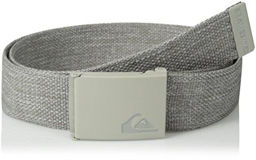 Quiksilver Men's Loot Belt ,Light Grey Heather ,One Size