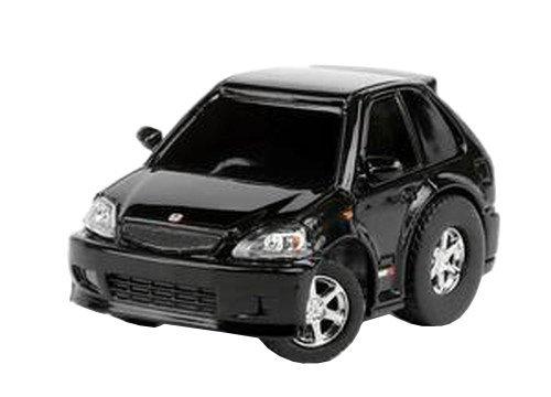 TinyQ Honda Civic EK9 1996-2000 black finished product
