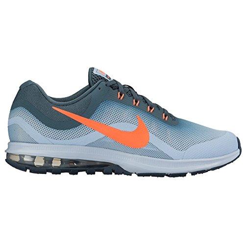 Scarpa Da Running Nike Max Air Max Dynasty - Uomo (11,5 D (m) Ee. Uu., Blue Fox / Hyper Orange / Lt Armory Blue)
