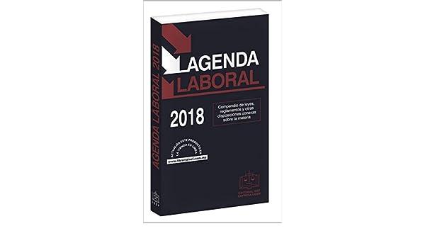 Amazon.com: AGENDA LABORAL 2018 (Spanish Edition) eBook ...