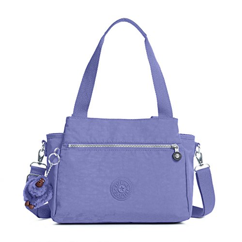 Kipling Women's Elysia Handbag One Size Bold Purple by Kipling