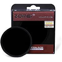 ZOMEi 72MM IR 680 GLASS Infrared X-Ray Filter