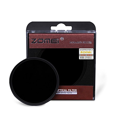 ZoMei 58MM IR 760 Glass Infrared X-Ray Filter