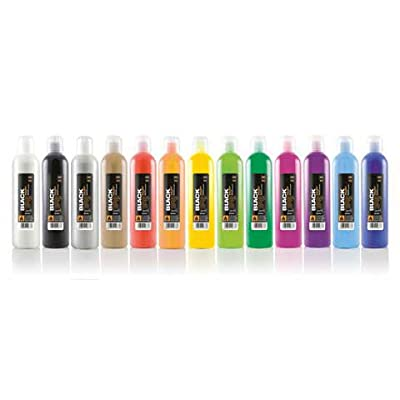 Montana Cans - Montana BLACK Marker Paint Ink Refills - White