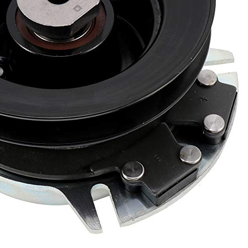 917-04163 cciyu PTO Clutch Lawn Mower Electric Lawn Mower Craftsman Assembly fit for Troy Bilt/White Outdoor/Xtreme/Warner/Swisher/Stens/Rotary/Oregon/Prime