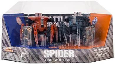 HEXBUG 501127 - Battle Ground Tarantula, elektronisch speelgoed Spider 2.0 Twin Pack