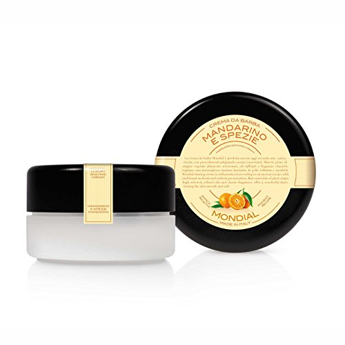 Price comparison product image Antica Barberia Mondial - Tangerine and spices - Luxury shaving cream, 150ml