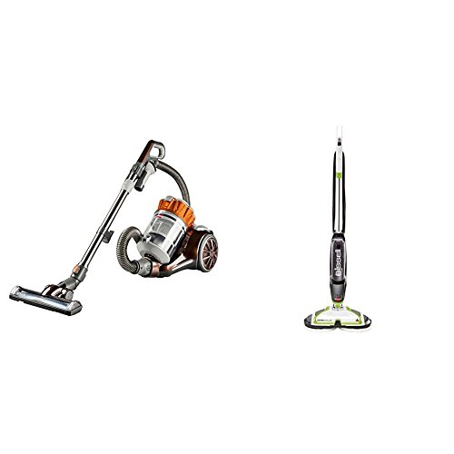 Cheapest Price! Bissell Hard Floor Cleaning Kit - Hard Floor Canister + Spinwave