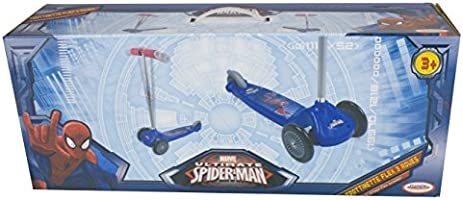 Spiderman- Patinete Juegos, Color Azul (Darpeje OSPI199 ...