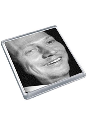 ROB SCHNEIDER - Original Art Coaster #js002