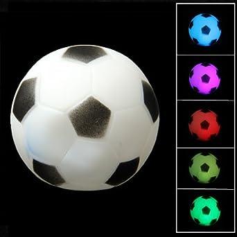 Led Fussball Lampe Ball Lampe Modlight Mit Led Farbwechsler