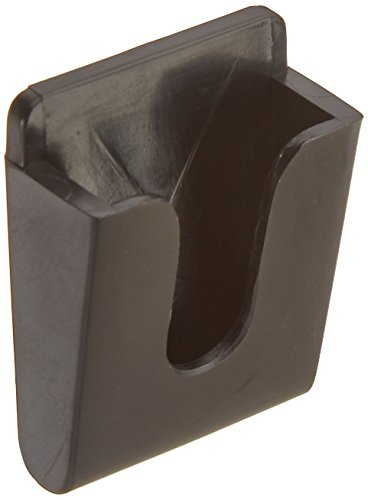 Mic Holder Cb (RoadPro RP-232 CB Microphone Holder, Black Plastic)