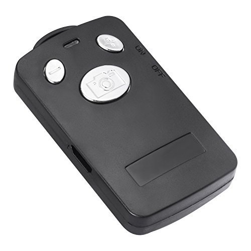 Eocean Wireless Remote Control Shutter for Tripod, Compatible with iPhone Tripod, Video Tripod, Cellphone and Universal Tripod