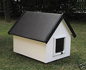Maison pour chat ext rieur avie home for Niche exterieur pour chat