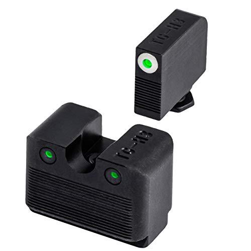 TRUGLO TG231G2MW Tritium Pro Handgun Sight - Glock Hi MOS