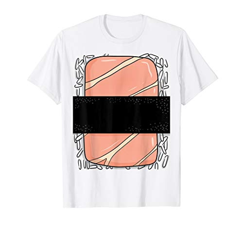 Sushi Roll Halloween Costume, Funny Costume Shirt
