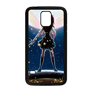 Samsung Galaxy S5 Cell Phone Case Black Disney The Pirate Fairy 2014 Y3U6SE