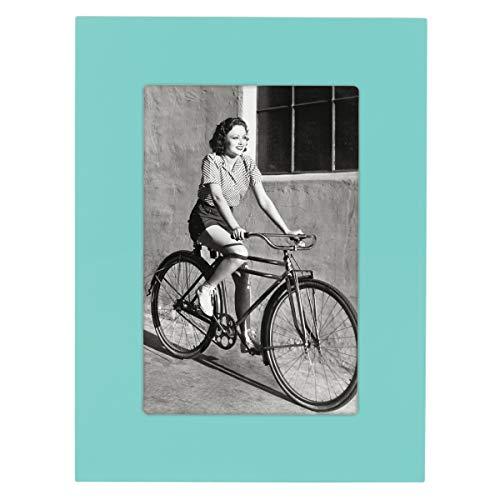 (Kate Spade New York Garden Drive Frame, Turquoise, 4x6)