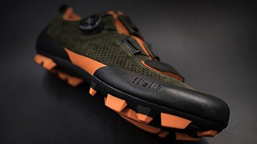 Shoes Terra Chaussures Vert Vlo Fizik De X5 Suede Orange 2018 Homme wTPtq