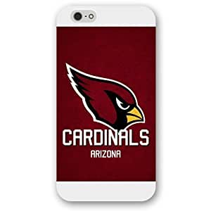 "Onelee Customized NFL Series Case for iPhone 6+ Plus 5.5"", NFL Team Arizona Cardinals Logo iPhone 6 Plus 5.5 by icecream design"
