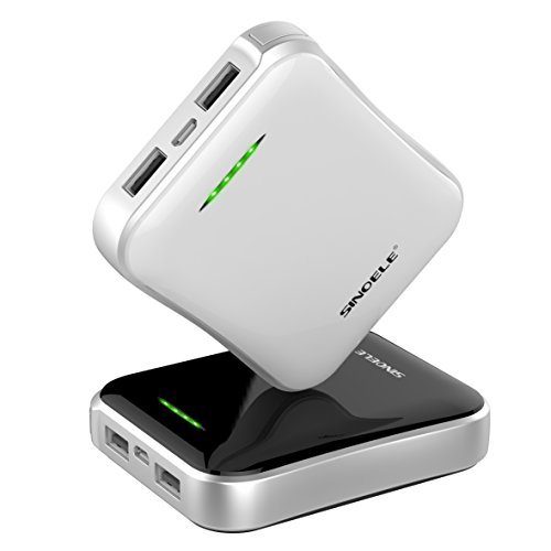SINOELE 10000mAh Portable External Battery