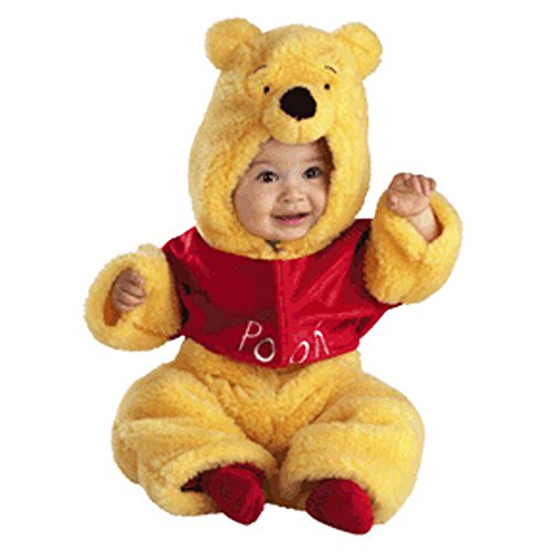 Disguise Winnie The Pooh Deluxe Costume - Baby