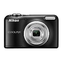 Nikon COOLPIX A10 16.1MP 5x Zoom Digital Camera (Renewed)