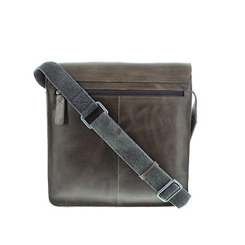 Strellson , Sac pour homme à porter à l'épaule gris gris