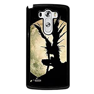 Awesome Look Ryuk Death Note Plastic Protective Case For Lg G3(Not For Lg G3 Vigor)