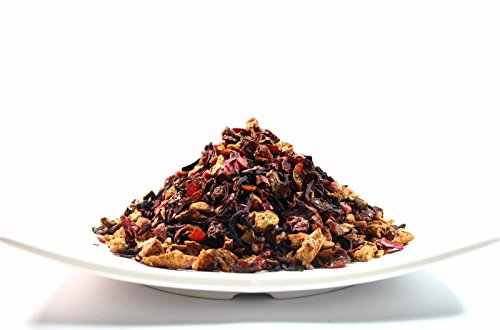 Cranberry Tea Apple Herb (Cranberry Apple Tea, A refreshing nutritious and caffeine free beverage – 3 Oz Bag)