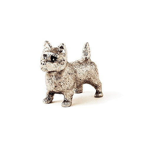 Norwich Terrier Made in UK Artistic Style Dog Figurine Collection