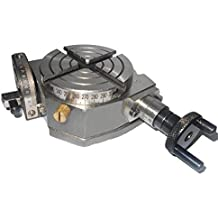 OMEX Mini Tilting Rotary Table 3 Inch for Milling Machine High Quality Free Shipping