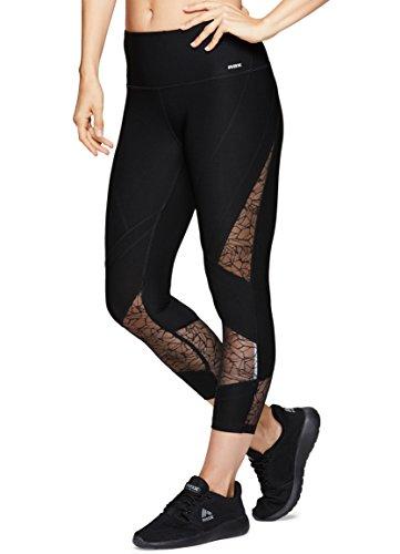 Cowgirl Panel (RBX Active Women Workout Yoga Leggings Black1 Spring Combo XL)