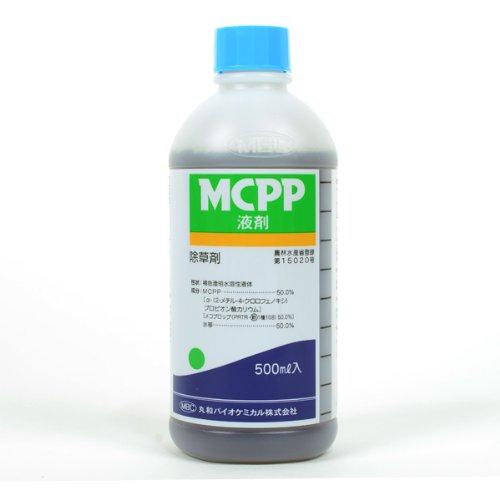 芝生用除草剤 MCPP液剤