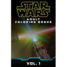 Adult Coloring Book: Star Wars: (Booklet)