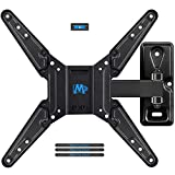 Mounting Dream MD2411-MX Full Motion TV Wall Mount Bracket with Articulating Arms, 55 LBS Loading Capacity, Fits Most of 26-55 Inches LED, LCD TV with max VESA 400 x 400mm
