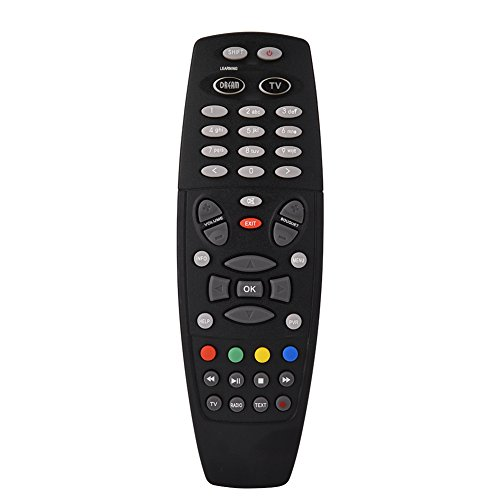 Richer-R Replacement Smart TV Set-Top Box Remote Control for Dreambox 800HD 800SE DM800 C/S/SE