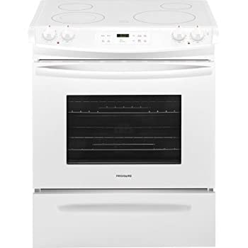 Amazon Com Whirlpool Wee760h0dh Ice Collection 30 Quot White