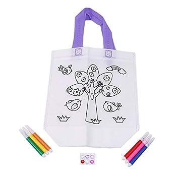 Amazon.com: Juguetes de dibujo HiMom – Nuevo niño niña DIY ...
