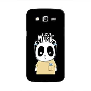 Cover It Up - Music Panda Galaxy Grand Prime Hard Case