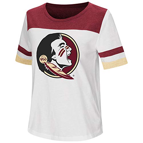 (Colosseum Ladies Florida State Seminoles Show Me The Money T Shirt (XL=12/14))